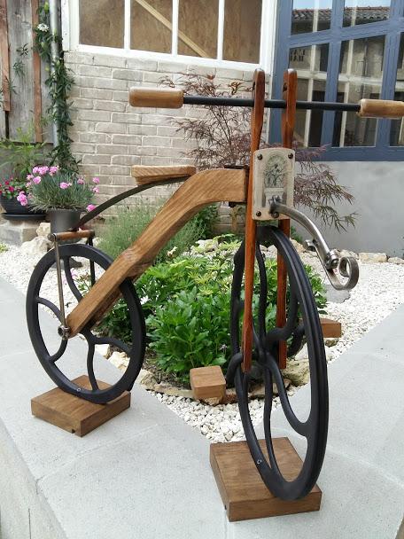 Le Vélocipède du tour de Bar